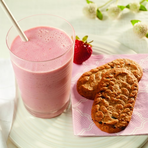 belVita Blueberry Breakfast Biscuits Perspective: top