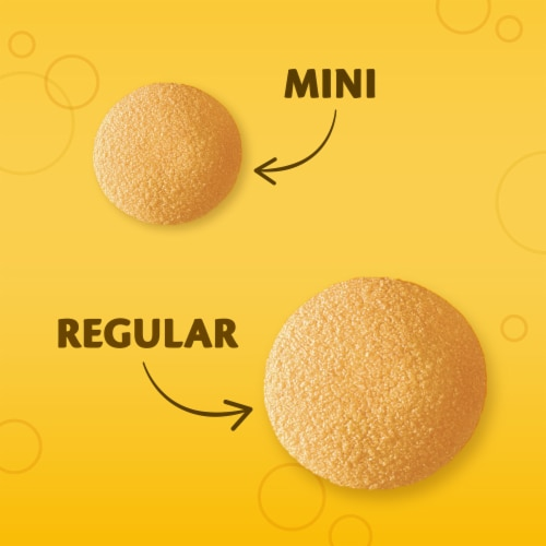Nilla Wafers Mini Vanilla Wafer Cookies Perspective: top