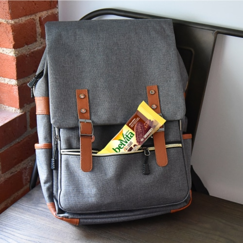 belVita Chocolate Breakfast Biscuits Perspective: top