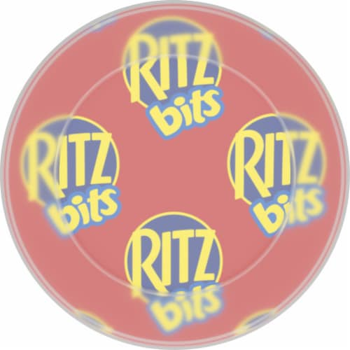 Ritz Bits Cheese Cracker Sandwiches Go-Pak Perspective: top