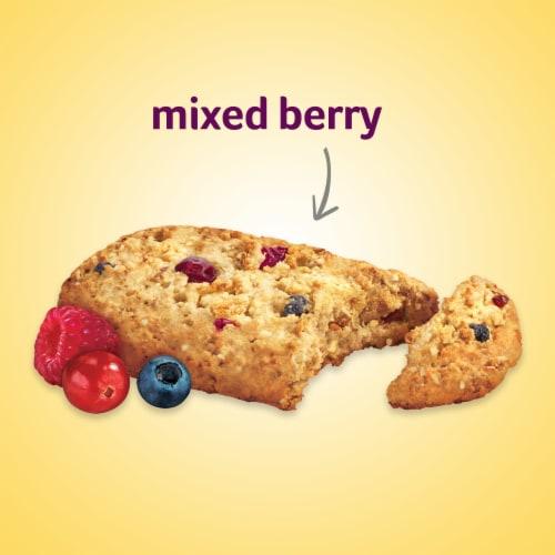belVita Soft Baked Mixed Berry Breakfast Biscuits Perspective: top