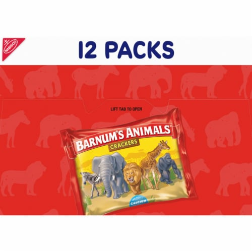 Barnum's Animal® Crackers Multi-Pack Perspective: top