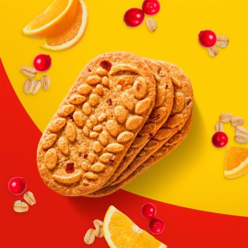 belVita Cranberry Orange Breakfast Biscuits Perspective: top