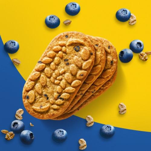 belVita Blueberry Breakfast Biscuits Perspective: top
