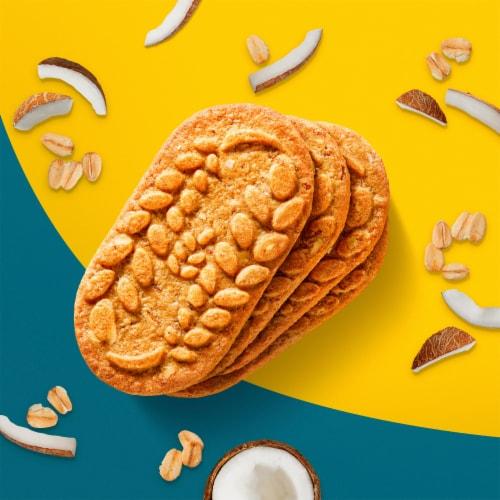 belVita Toasted Coconut Breakfast Biscuits Perspective: top