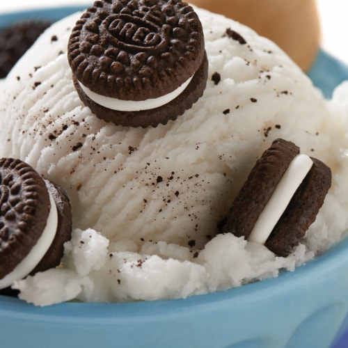 Oreo Mini Mix Sandwich Cookies Variety Pack 20 Count Perspective: top