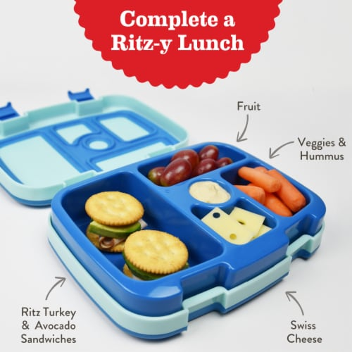 Ritz Crackers Family Size Perspective: top