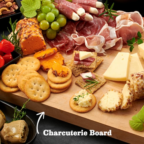 Ritz Crackers Party Size Perspective: top
