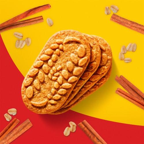 belVita Cinnamon Brown Sugar Breakfast Biscuits Perspective: top