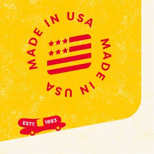 Oscar Mayer™ Selects Natural Angus Beef Franks Perspective: top