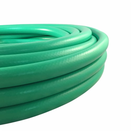 Flexon 3/4 x 100ft Heavy Duty Garden Hose Perspective: top