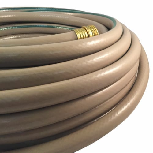 Flexon 5/8 x 25ft Medium Duty Garden Hose Perspective: top