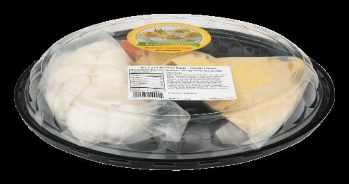 Almark Foods Sweet Relish Flavor Gourmet Deviled Eggs Perspective: top