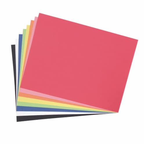 Pacon Construction Paper Perspective: top