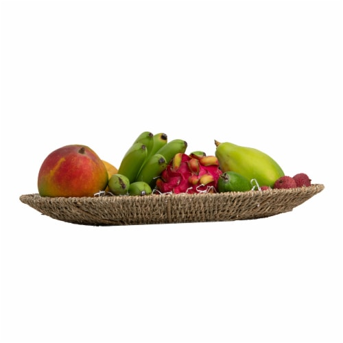 Melissa's Exotic & Tropical Fruit Gift Basket (Approximate Delivery Time 3-5 Days) Perspective: top
