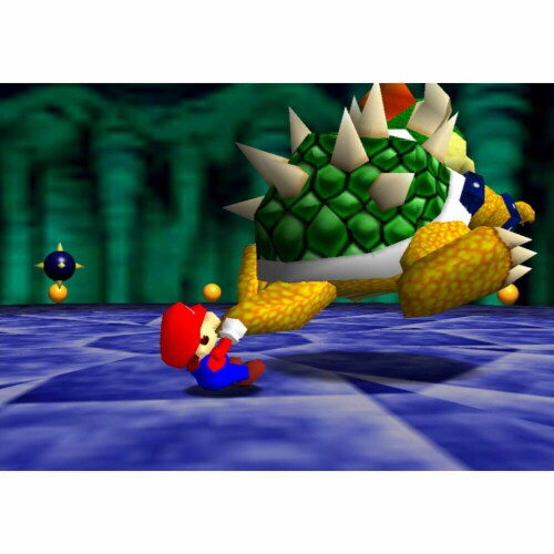 Super Mario 3D All-Stars (Nintendo Switch) Perspective: top