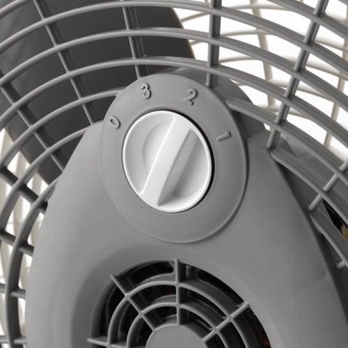 Lasko Air Circulator - Gray Perspective: top