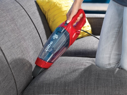 Dirt Devil Vibe 3-in-1 Corded Bagless Lightweight Stick Vacuum | SD20020 Perspective: top