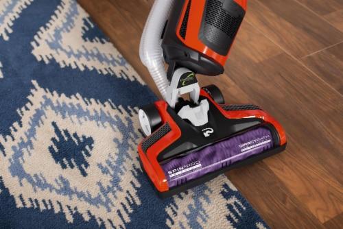 Dirt Devil Razor Vac™ Pet Upright Bagless Vacuum Cleaner Perspective: top