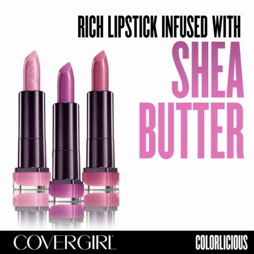 CoverGirl Colorlicious Euphoria Lipstick Perspective: top