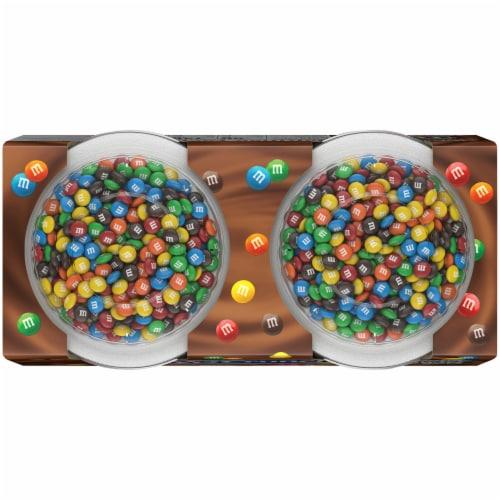 YoCrunch Vanilla Lowfat Yogurt with M&Ms Perspective: top