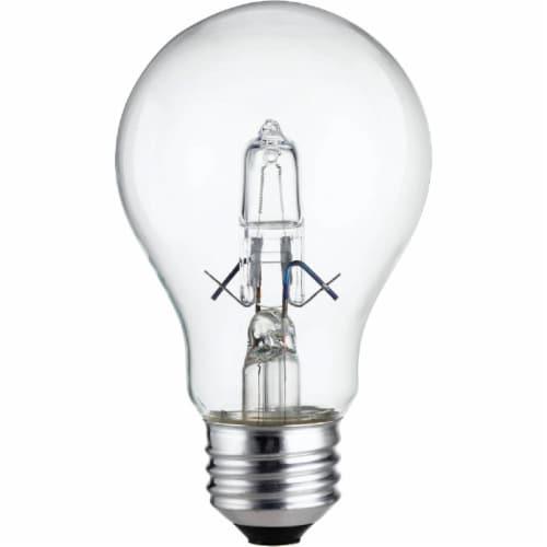 Philips 43-Watt (60-Watt) Medium Base A19 Light Bulbs Perspective: top