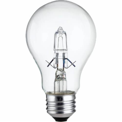Philips EcoVantage 29-Watt (40-Watt) Medium Base A19 Light Bulbs Perspective: top