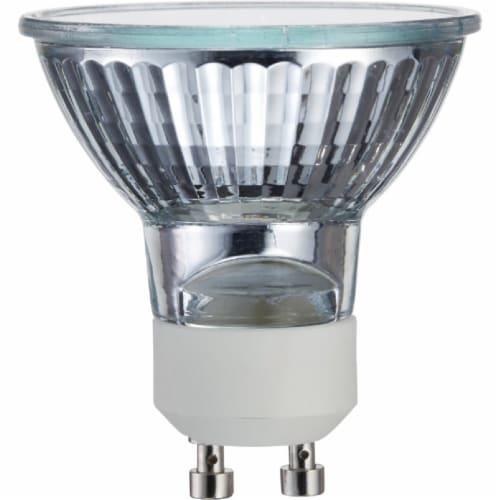 Philips 50-Watt GU10 Base MR16 Indoor Floodlight Bulb Perspective: top