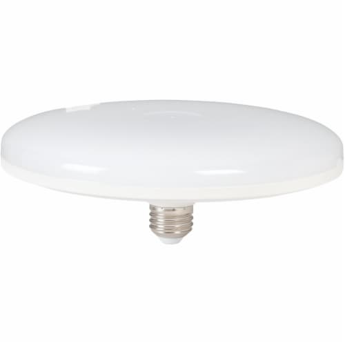 Philips 120W Equivalent Daylight Wide Surface Medium LED Floodlight Light Bulb Perspective: top