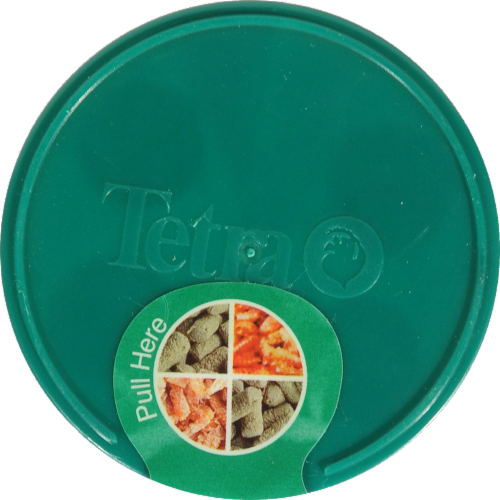 Tetra ReptoMin Select-A-Food Reptile Food Perspective: top