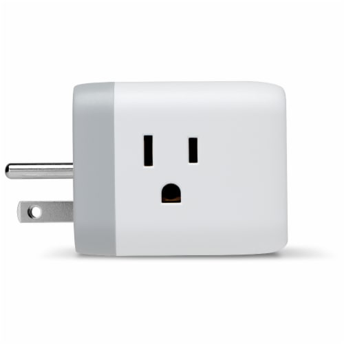 iLive AC Cube 3-AC & 2-USC Sockets Perspective: top