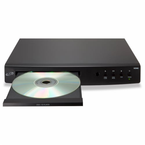 iLive HDMI DVD Player Perspective: top