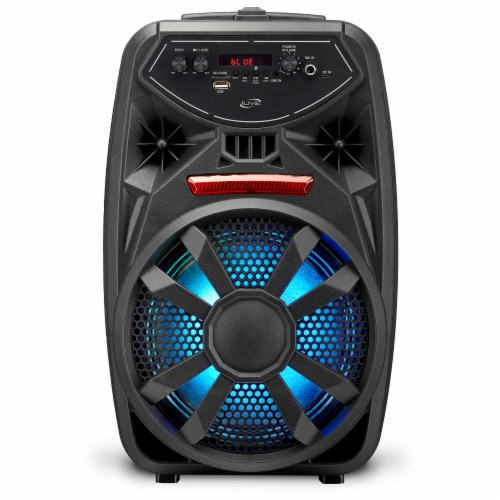 iLive Bluetooth Tailgate Party Speaker Perspective: top