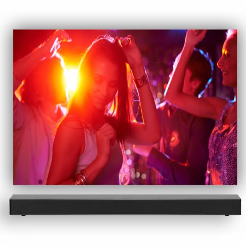 Itb490b 40 Inch Bluetooth Soundbar Perspective: top