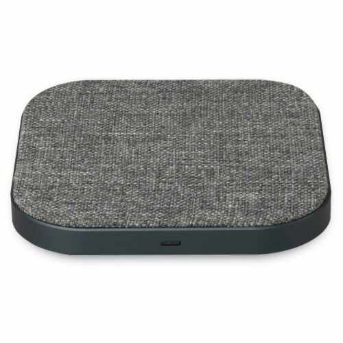 iLive Wireless Charger - Gray Perspective: top