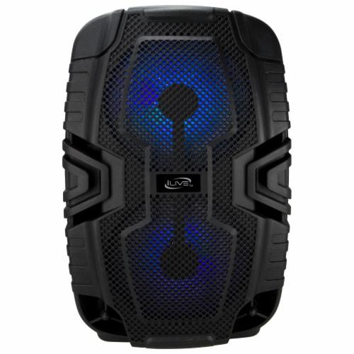 iLive Bluetooth Speaker Perspective: top