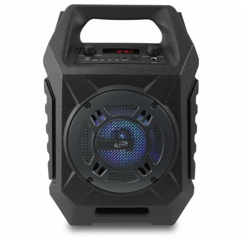 iLive Bluetooth Tailgate Speaker Perspective: top