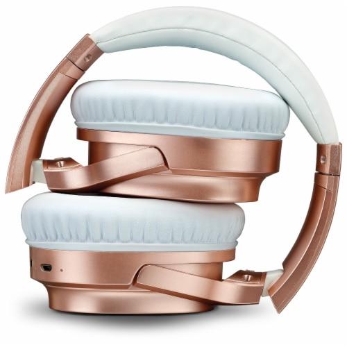 Iahn40rgd Wireless Headphones Perspective: top