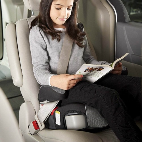 Graco TurboBooster Backless Car Seat Perspective: top