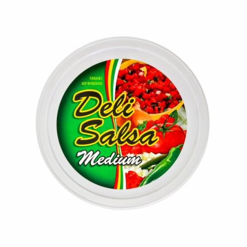 Deli Medium Salsa Perspective: top