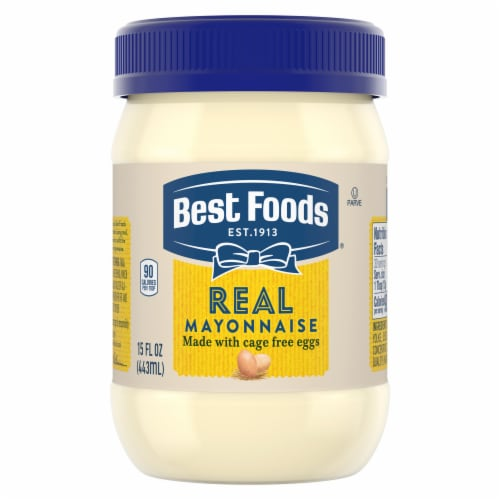 Best Foods Real Mayonnaise Perspective: top