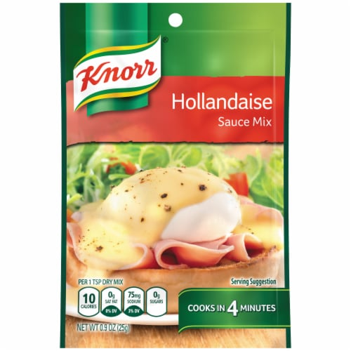 Knorr® Hollandaise Sauce Mix Perspective: top
