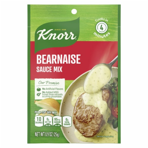 Knorr Bearnaise Sauce Mix Perspective: top