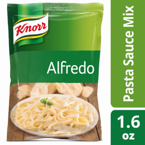 Knorr Alfredo Sauce Mix Perspective: top