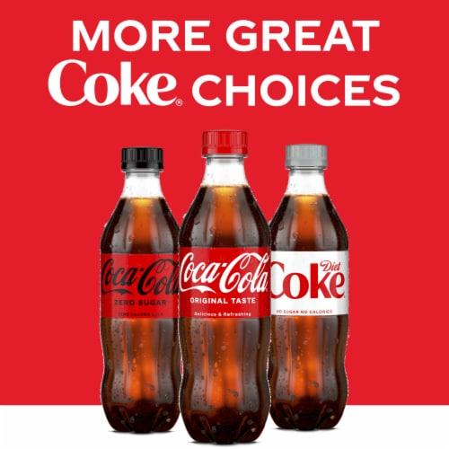 Coca-Cola Soda Perspective: top