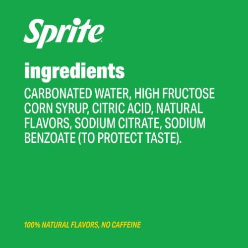 Sprite Lemon-Lime Soda Perspective: top