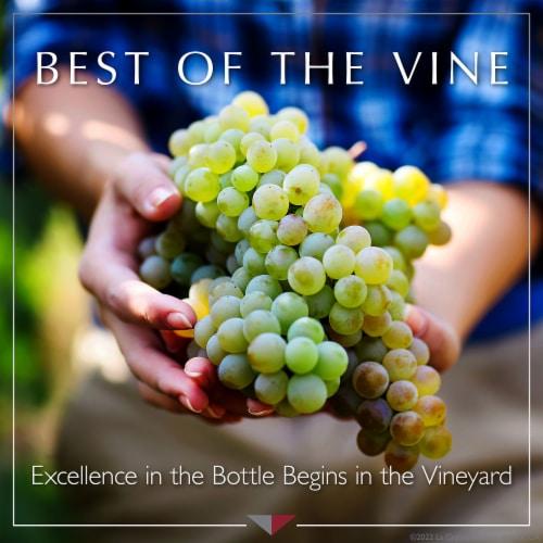 La Crema Sonoma Coast Chardonnay White Wine Perspective: top