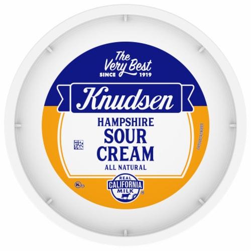Knudsen Hampshire Sour Cream Perspective: top