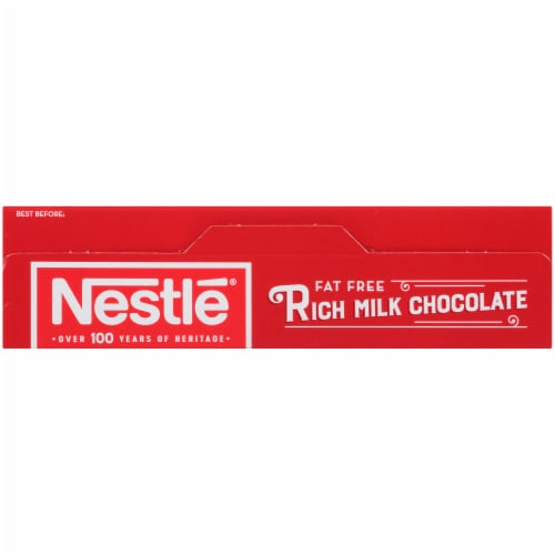 Nestle® Fat Free Rich Milk Chocolate Hot Cocoa Mix Perspective: top