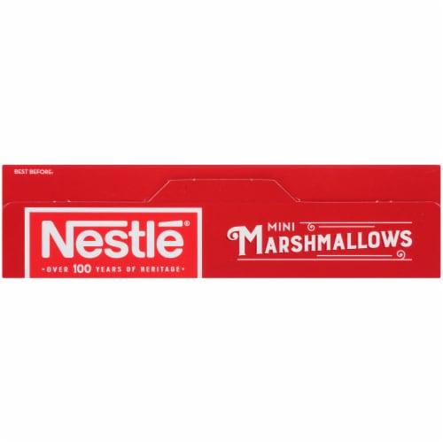 Nestle® Milk Chocolate with Mini Marshmallows Hot Cocoa Mix Perspective: top